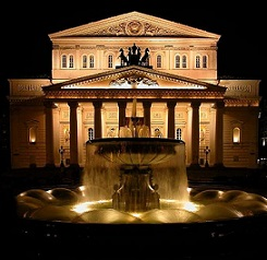 The Bolshoi Theatre tickets